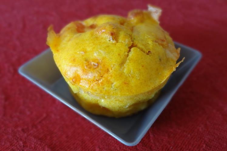 Muffins à la mexicaine