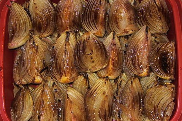 Oignons caramélisés