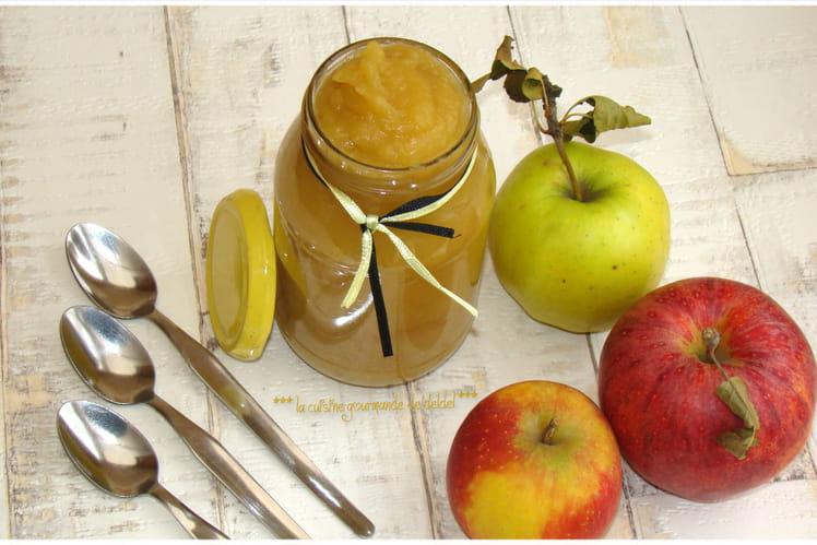 Compote aux trois pommes