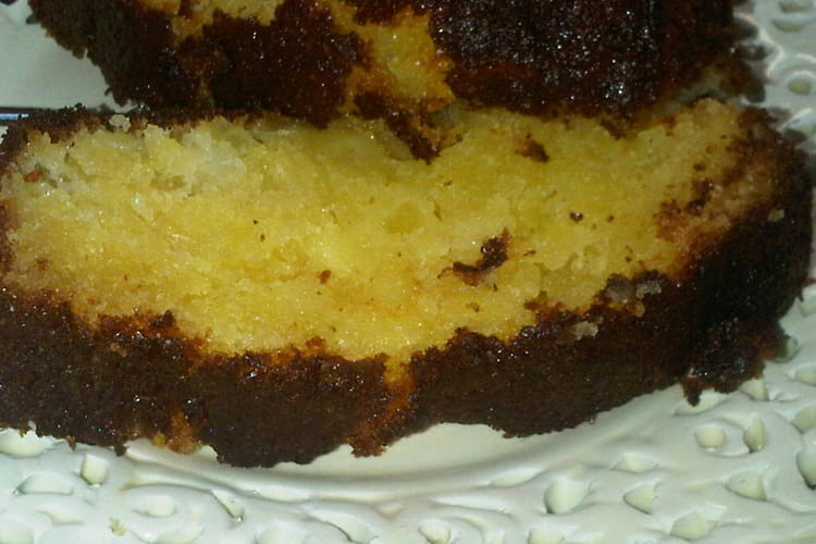 Cake moelleux à l'ananas