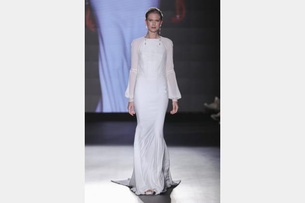 Robe de mariée épurée, Rosa Clara