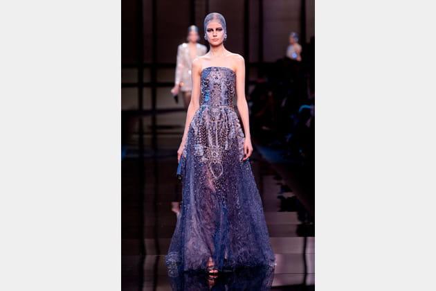 Défilé Giorgio Armani Privé haute couture
