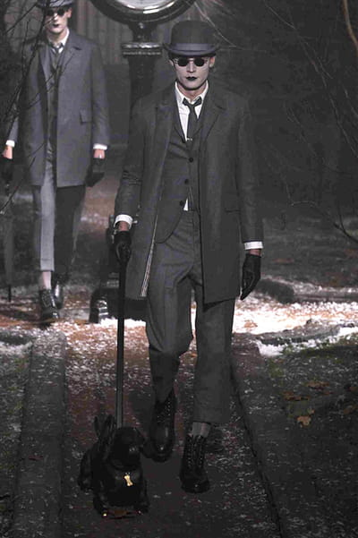 Thom Browne - Automne-Hiver 2016-2017