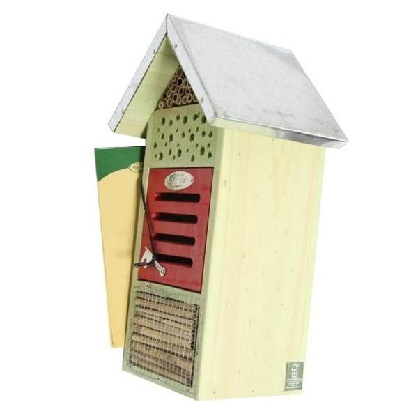 Une petite maison pour les abeilles for Hotel a insecte acheter