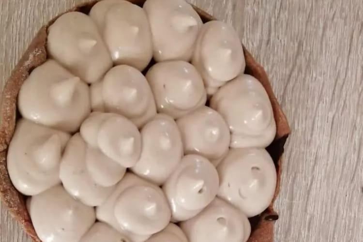 Tartelette choco praliné