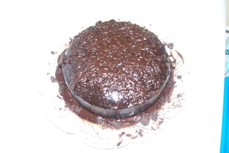 Gâteau du chocolatier