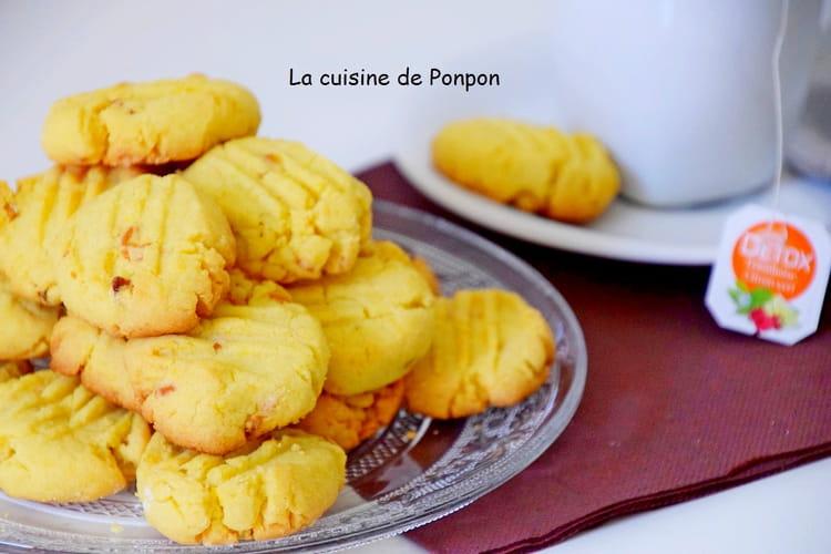 Biscuits aux pépites d'abricot