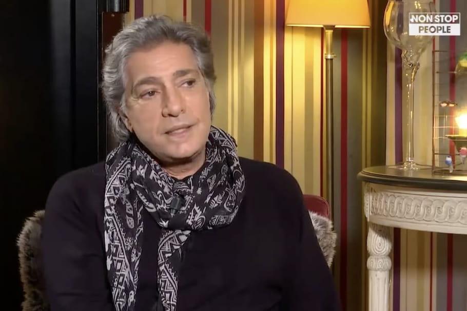 """Frédéric François: """"J'étais devenu comme une plante"""""""