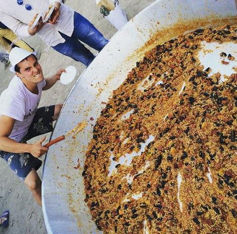 Juan Arbelaez, la tête dans la marmite