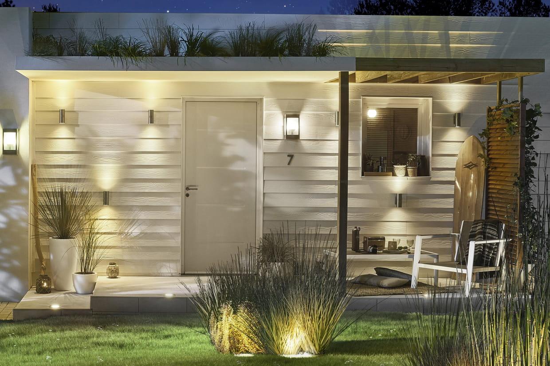 Idee Eclairage Terrasse Piscine bien éclairer sa terrasse