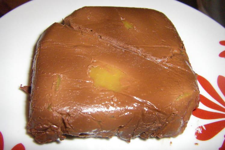 Terrine fruits-chocolat