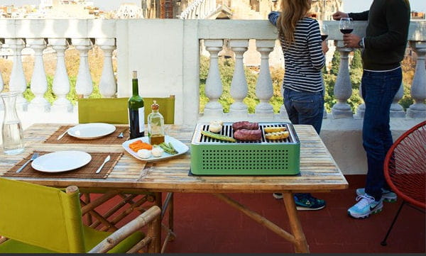 Barbecue Mon Oncle de RS Barcelona