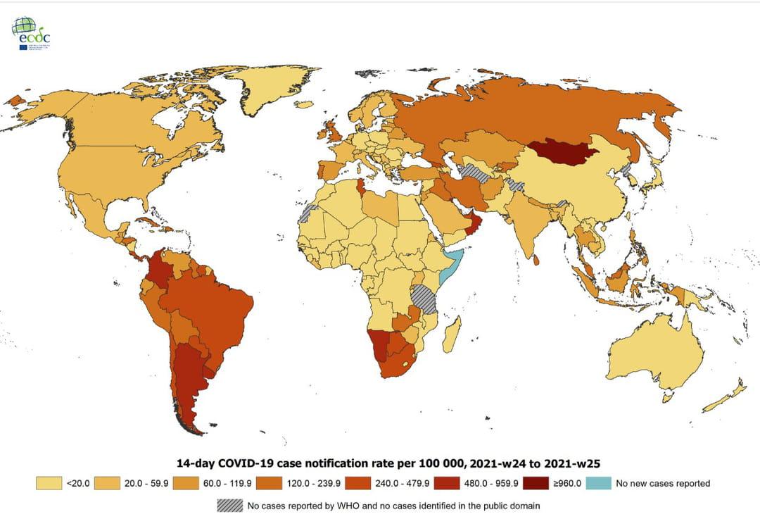 covid-world-ewolucja-mapa