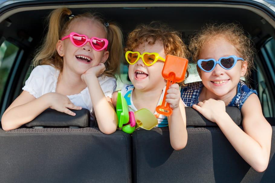 Voyager en voiture avec des enfants : nos astuces