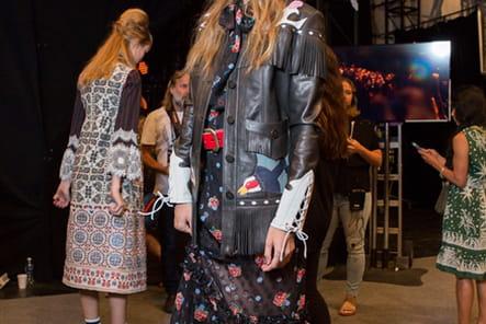 Anna Sui (Backstage) - photo 14