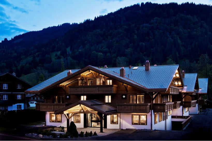 L'Ultima Gstaad, un joyau cinq étoiles en Suisse