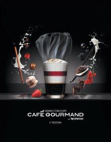 nespresso logo grand concours cafã© gourmand 2nde edition
