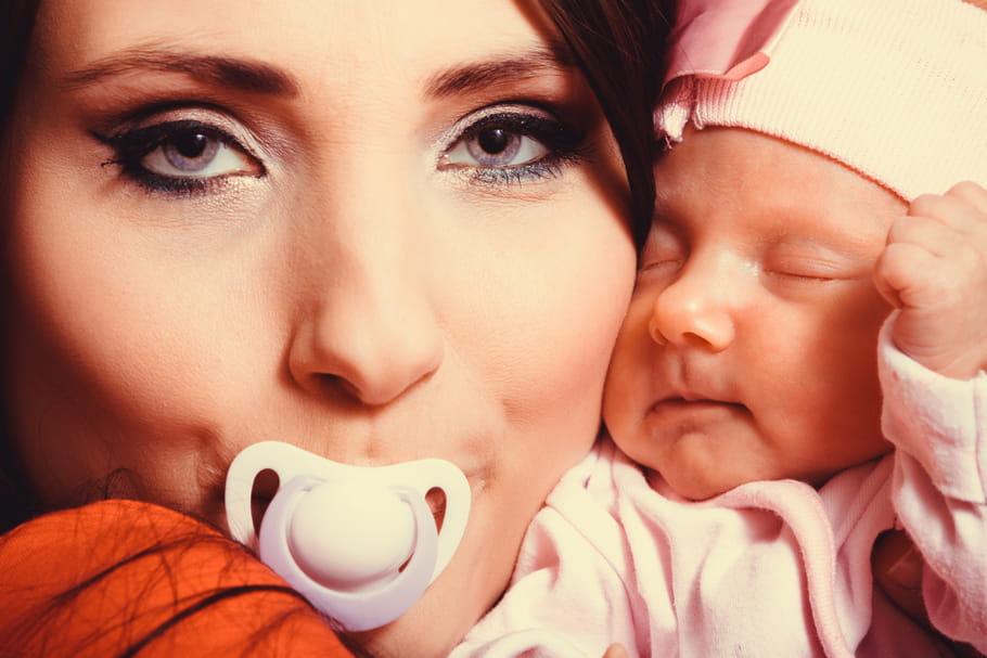 Aux Etats-Unis, les mamans accouchent en beauté