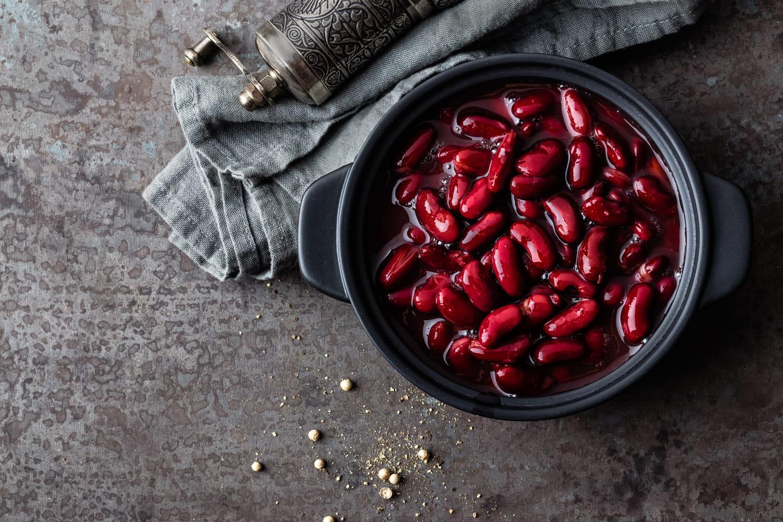 Comment cuire des haricots rouges?