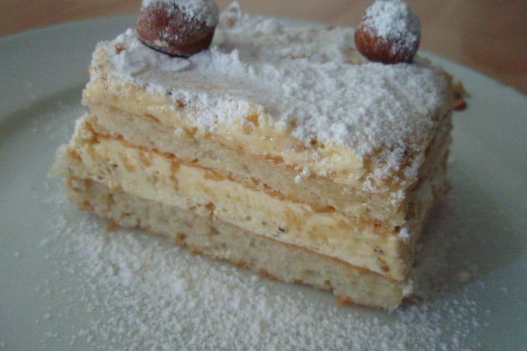 Le progrès ou gâteau russe