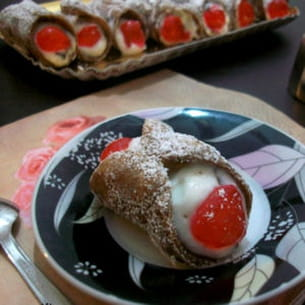 les cannoli siciliani