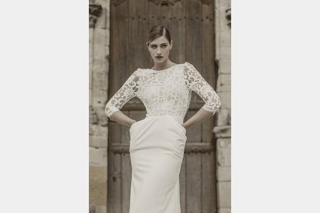 Robe de mariée Coco, Victoire Vermeulen