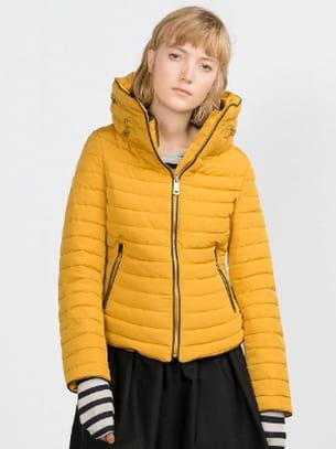 buy 100% genuine pre order Doudoune anorak de Zara