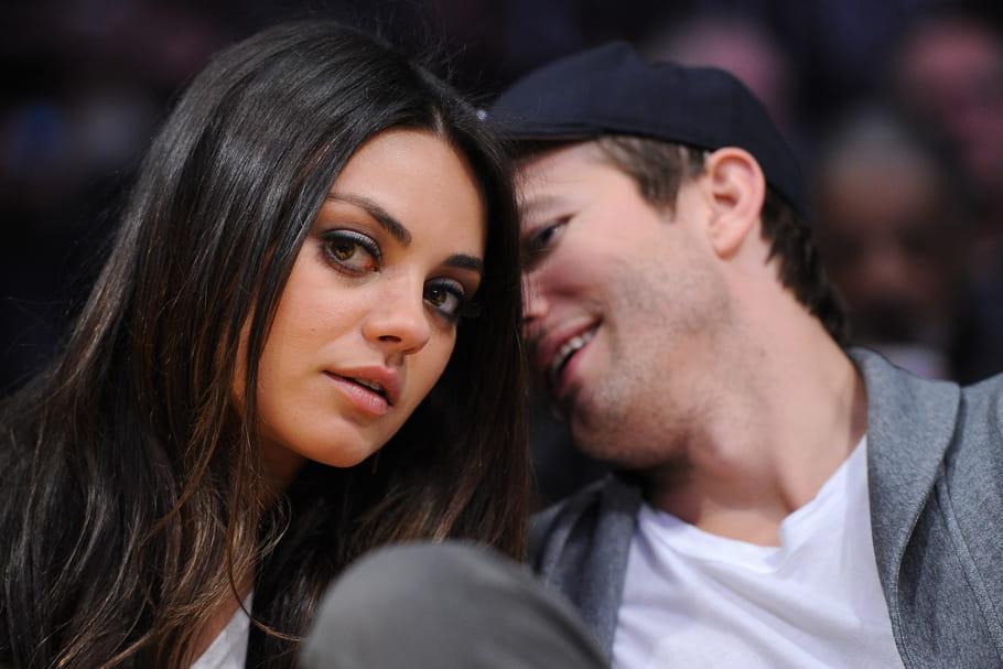 Ashton Kutcher et Mila Kunis: leur deuxième enfant est né