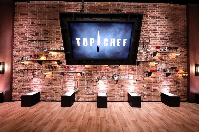 Où se passe Top Chef?