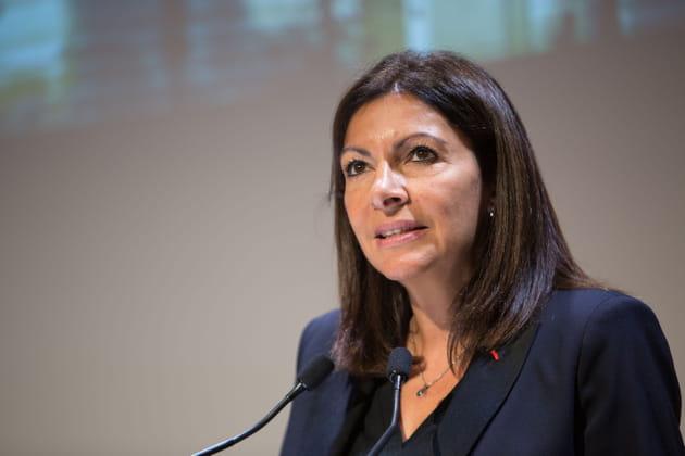 23e: Anne Hidalgo, Maire de Paris