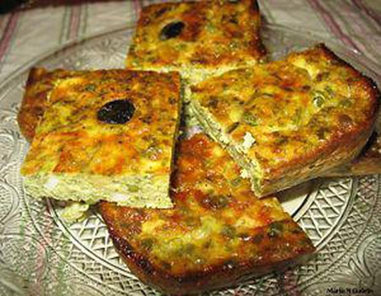 Tajine tunisien au poulet la meilleure recette - Recette de cuisine algerienne traditionnelle ...