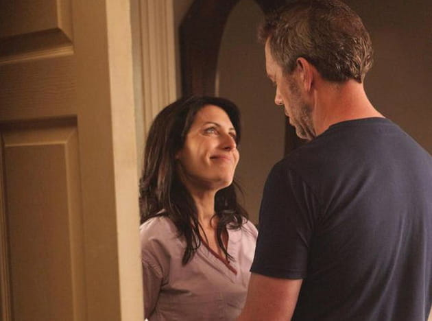 Dr. House : Gregory et Lisa Cuddy