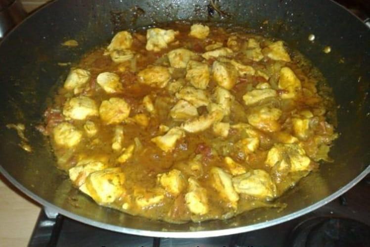 Recette cari poulet poulet - Cabri massale cuisine reunionnaise ...