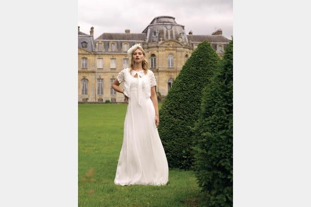 Robe de mariée Tiphaine, Marie Laporte 2020