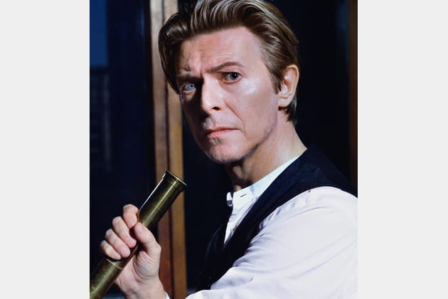 David Bowie s'expose à Paris