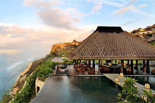 Bienvenue au Bulgari Resort de Bali