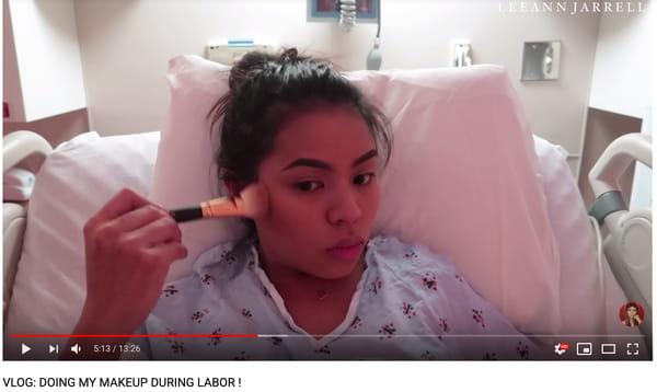 Maquillage-salle-d-accouchement