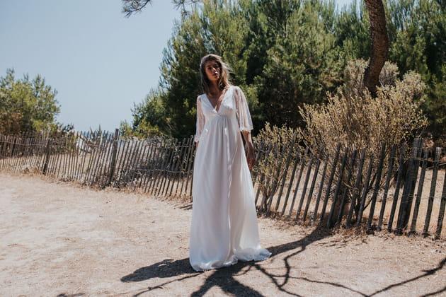 Robe de mariée Elia, Lorafolk