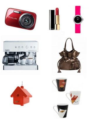 101 id es cadeaux de no l pour femmes. Black Bedroom Furniture Sets. Home Design Ideas