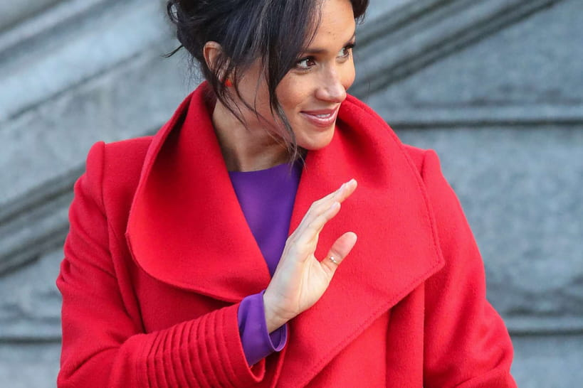 Meghan Markle: ses plus beaux looks de grossesse