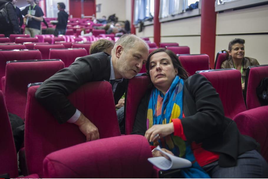 Scandale Baupin : sa femme Emmanuelle Cosse le soutient