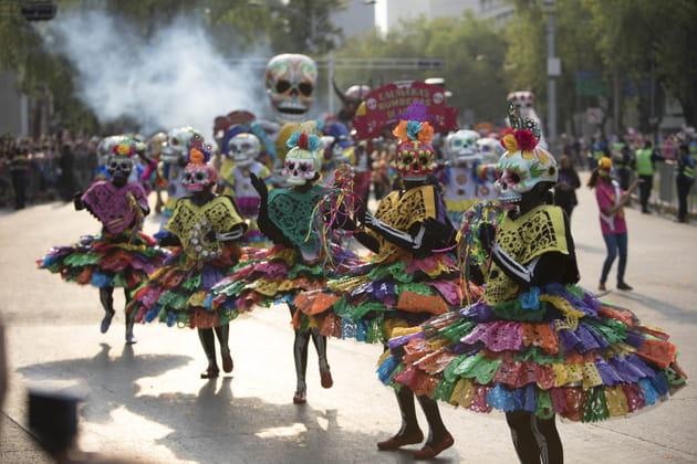Día de Muertos: la parade de Mexico