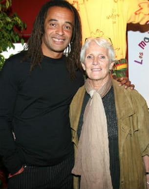 marie-claire et yannick noah, au zénith de paris, le 21 décembre 2005