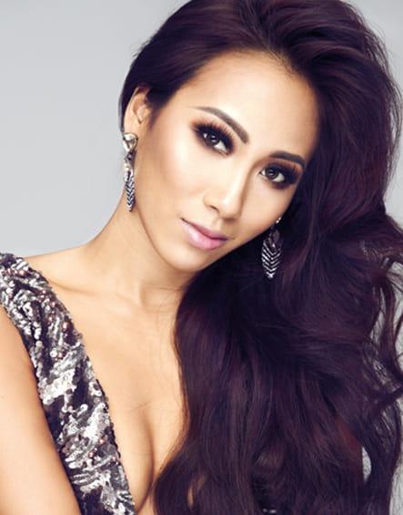 Miss Malaisie, Vanessa Kumares