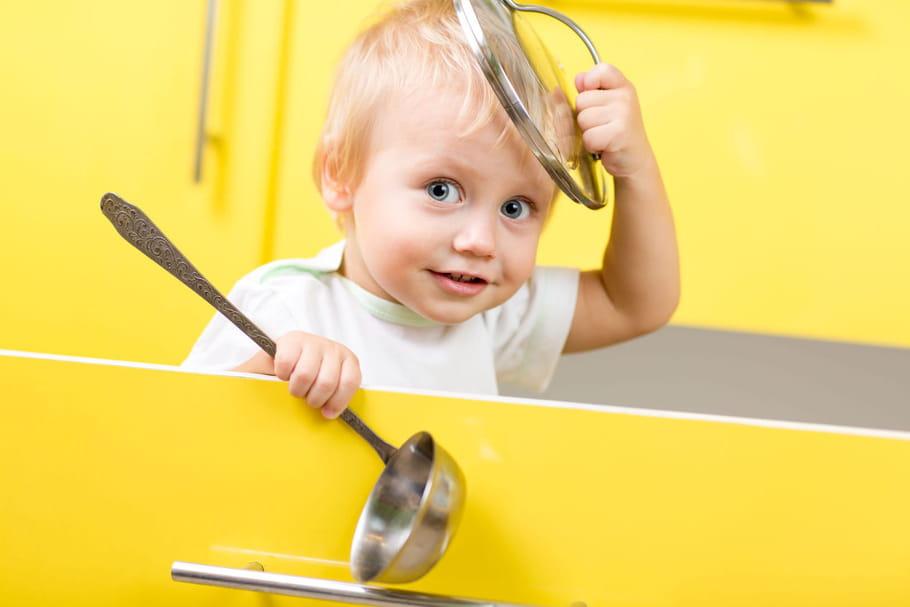 Pourquoi mon enfant est-il si maladroit?