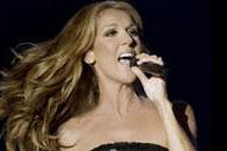 Céline Dion, nouvelle diva du sandwich