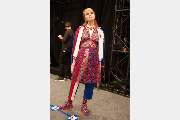 Anna Sui (Backstage) - photo 34