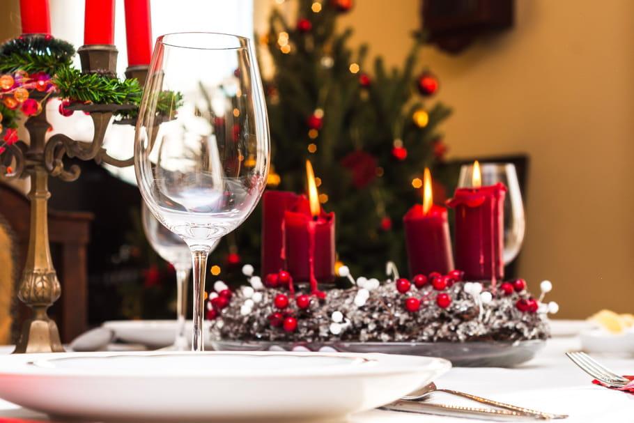 Réussir sa table de Noël