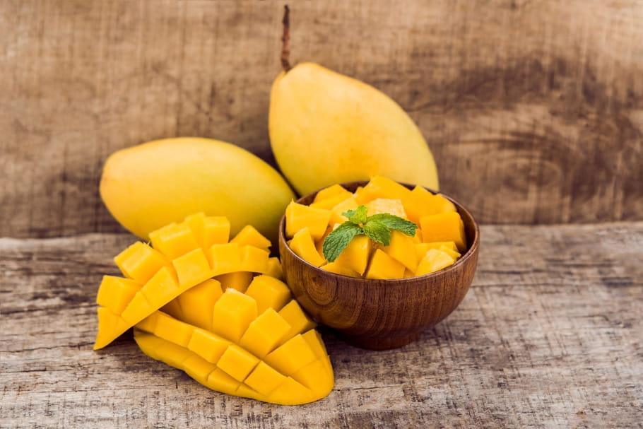 Mangue: calories et bienfaits santé