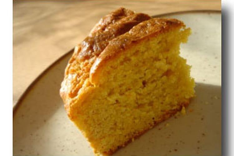 Cake aux oranges et rhum